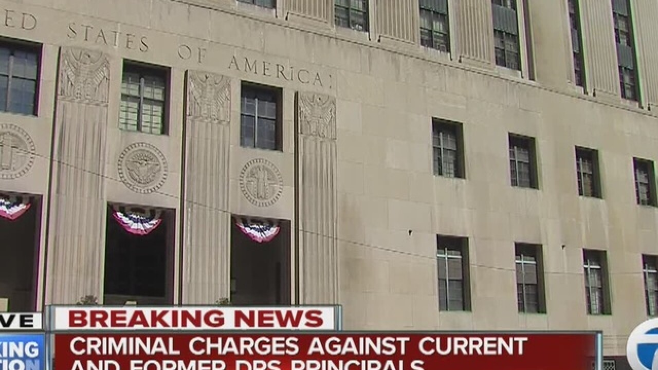 LIVE AT 1: Charges against DPS principals