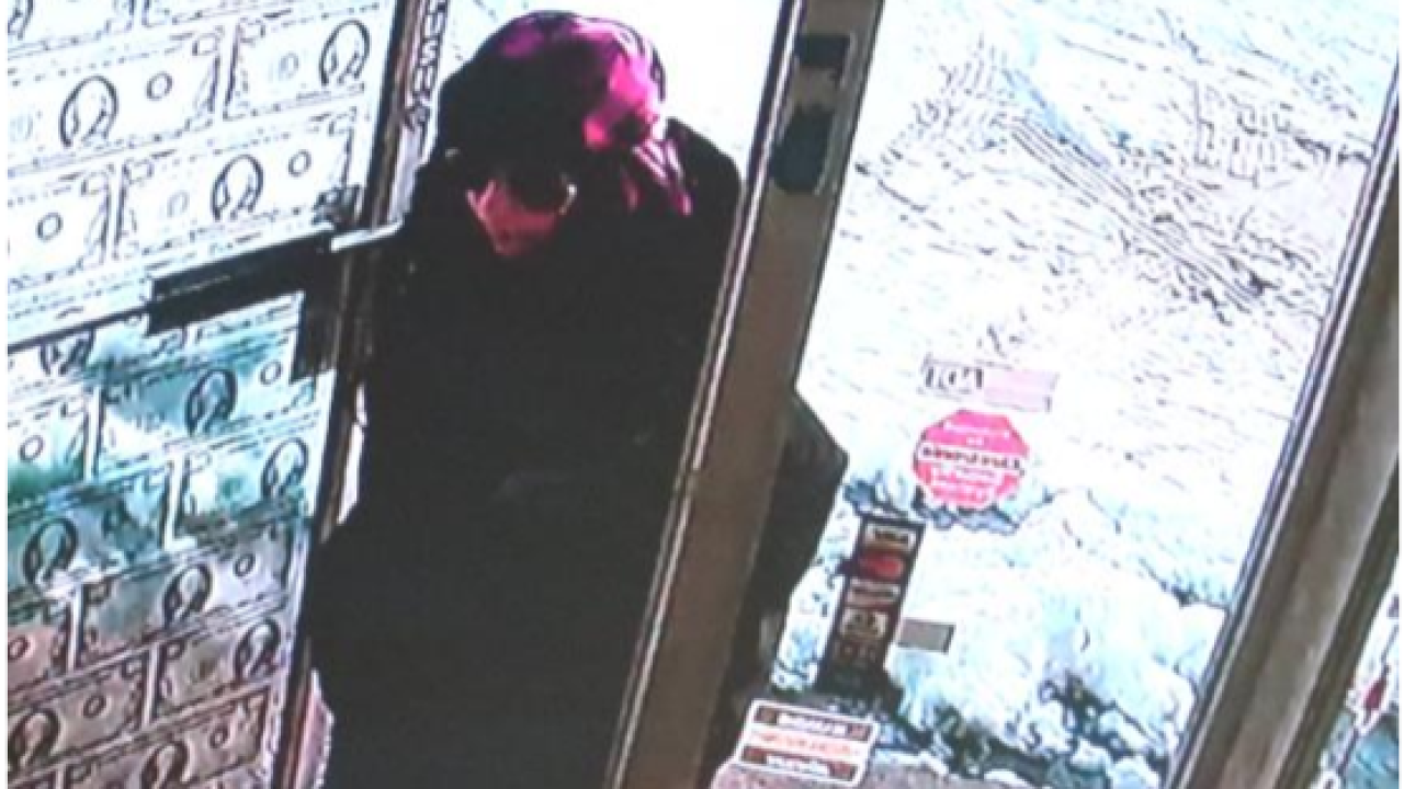 Deputies seek Niagara Falls robbery suspect