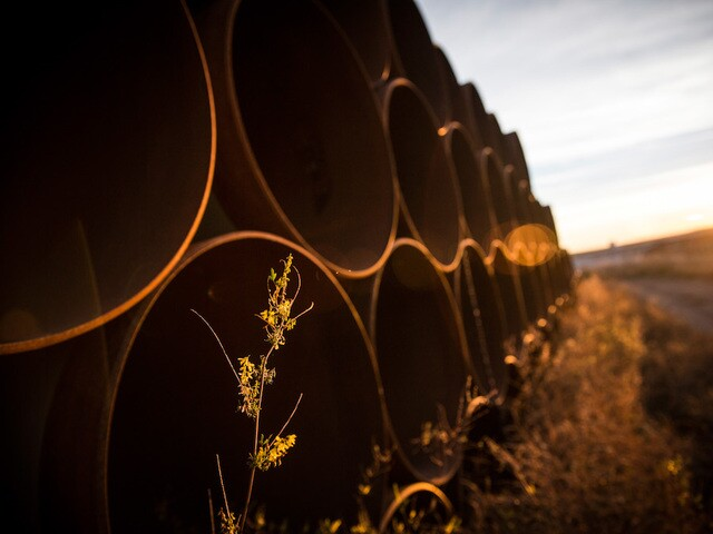 Nebraska approves Keystone XL pipeline route