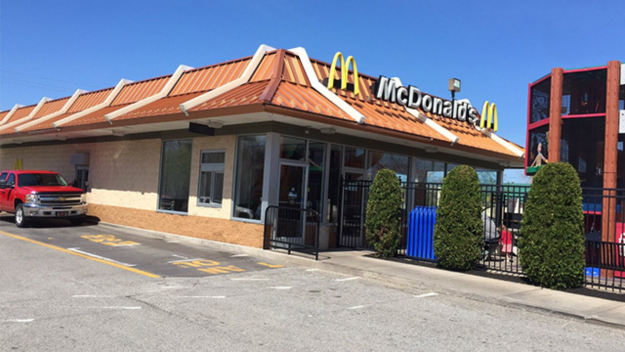 Some McDonald's now charging for water