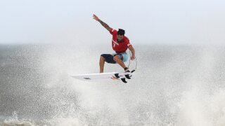 Brazil's Italo Ferreria becomes first-ever Olympic surfing champion