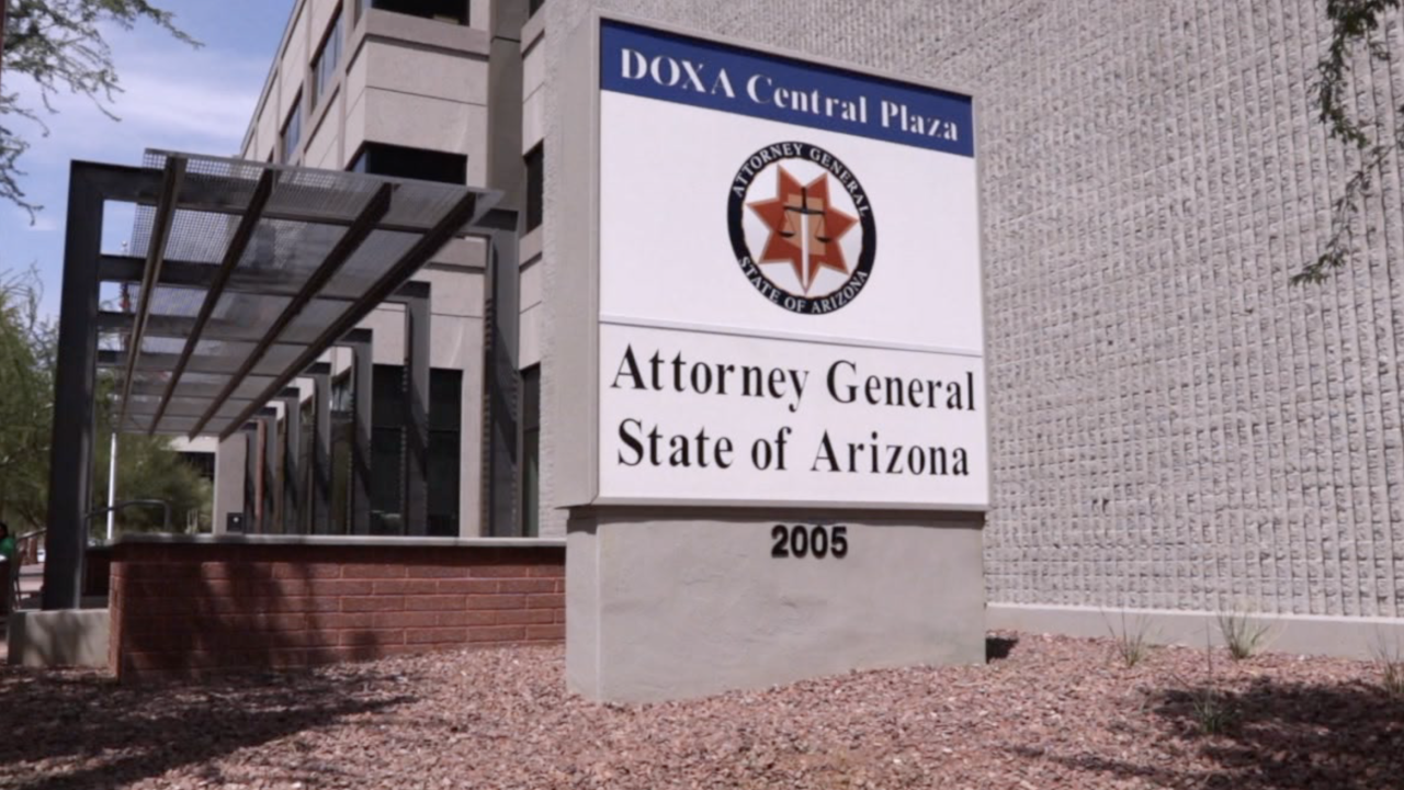 Arizona Attorney General's Of
