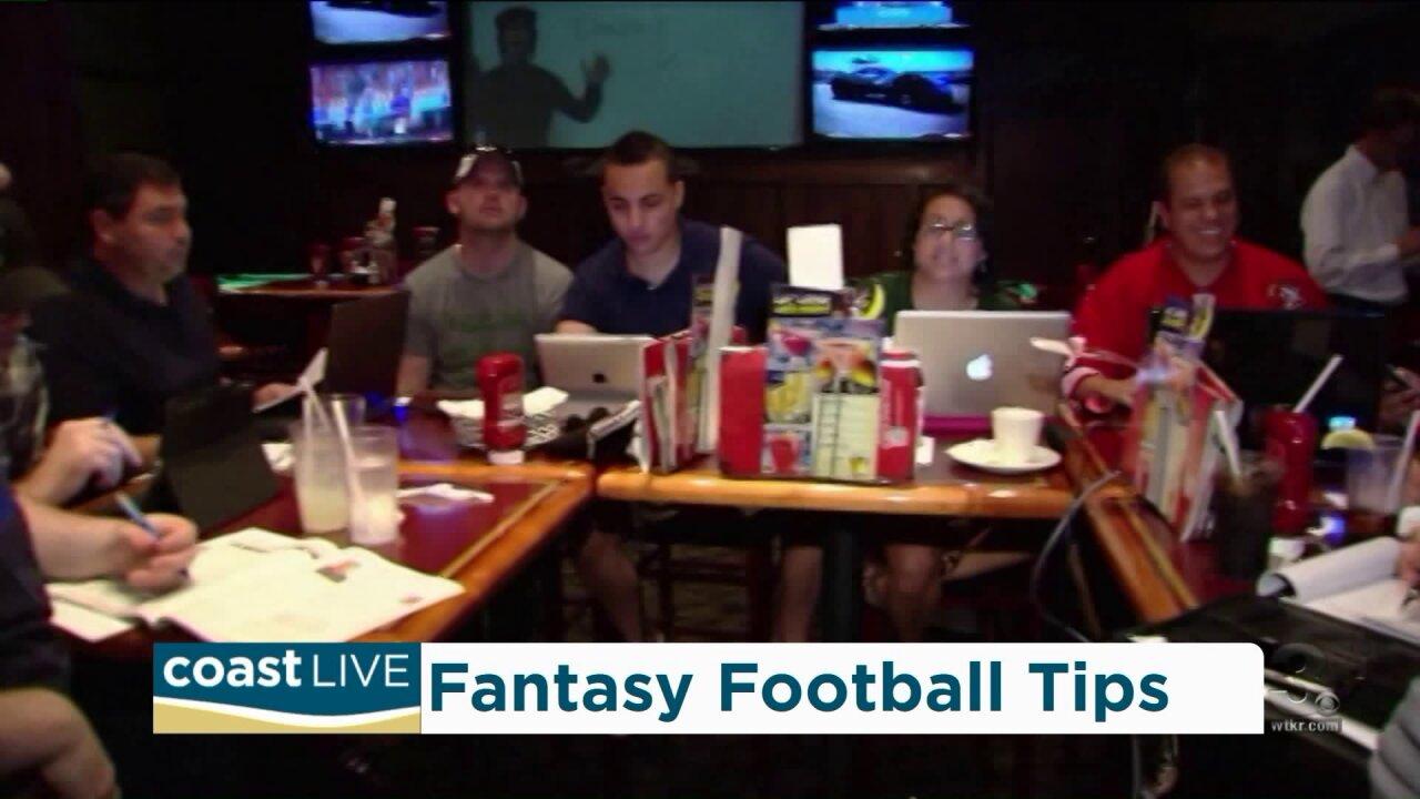 Fantasy football advice from Yahoo Sports on CoastLive