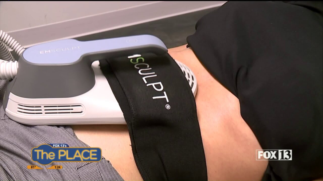 This new technology promises to burn fat AND tone muscle like you've just done 20,000crunches