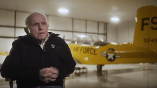 Former astronaut Frank Borman shares memories of Apollo 8