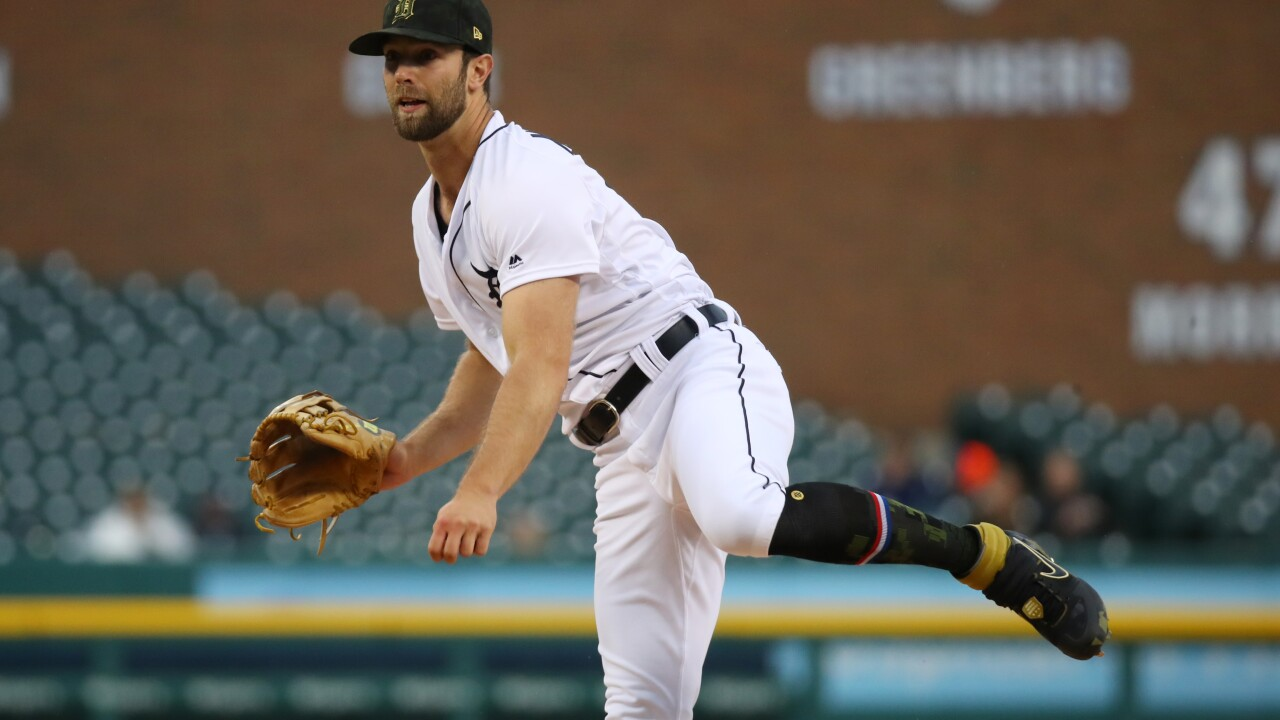 Tigers lose to A's, drop fifth straight