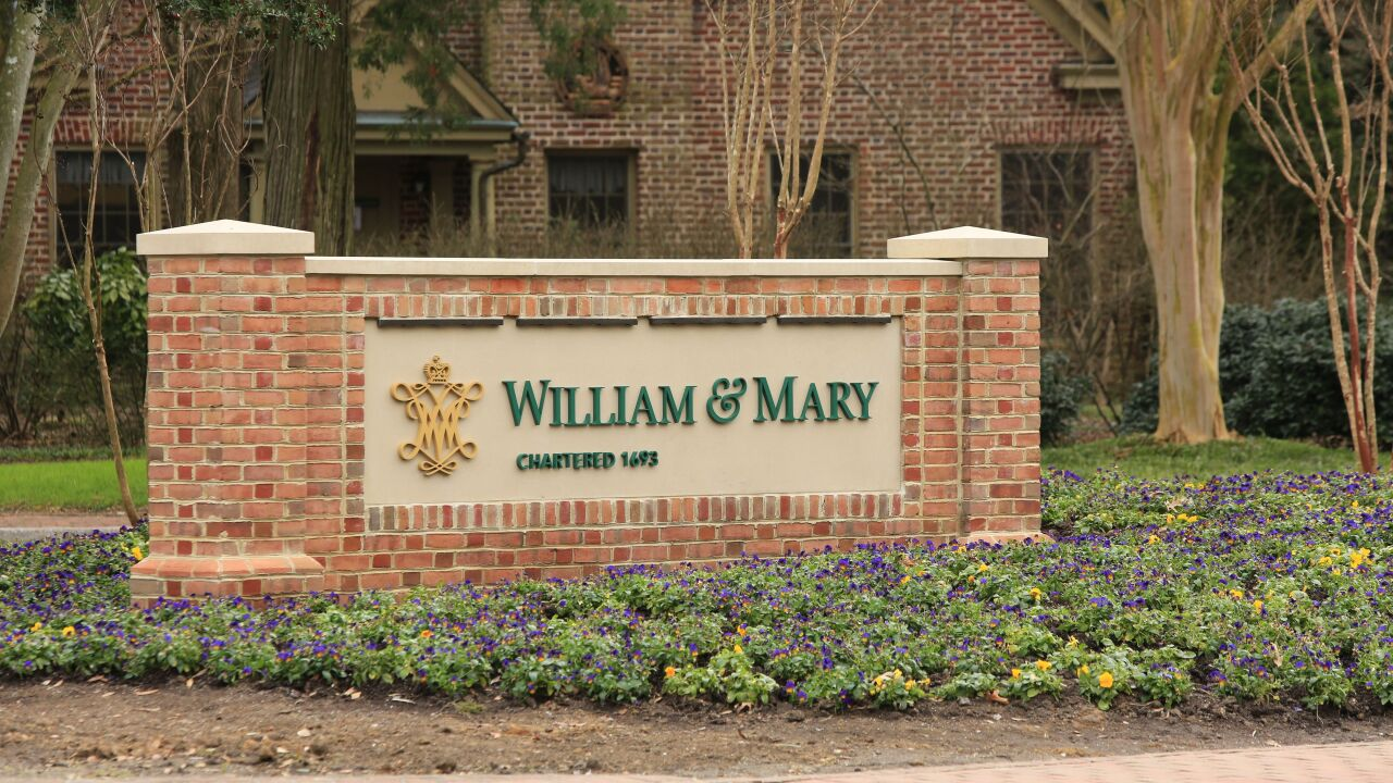 College of William & Mary to discontinue seven of its 23 varsity sports programs