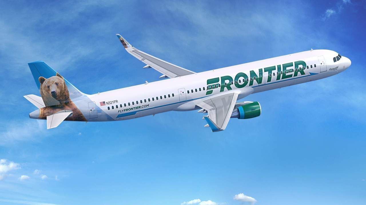 Frontier Airlines offering free flights for kids in 2019