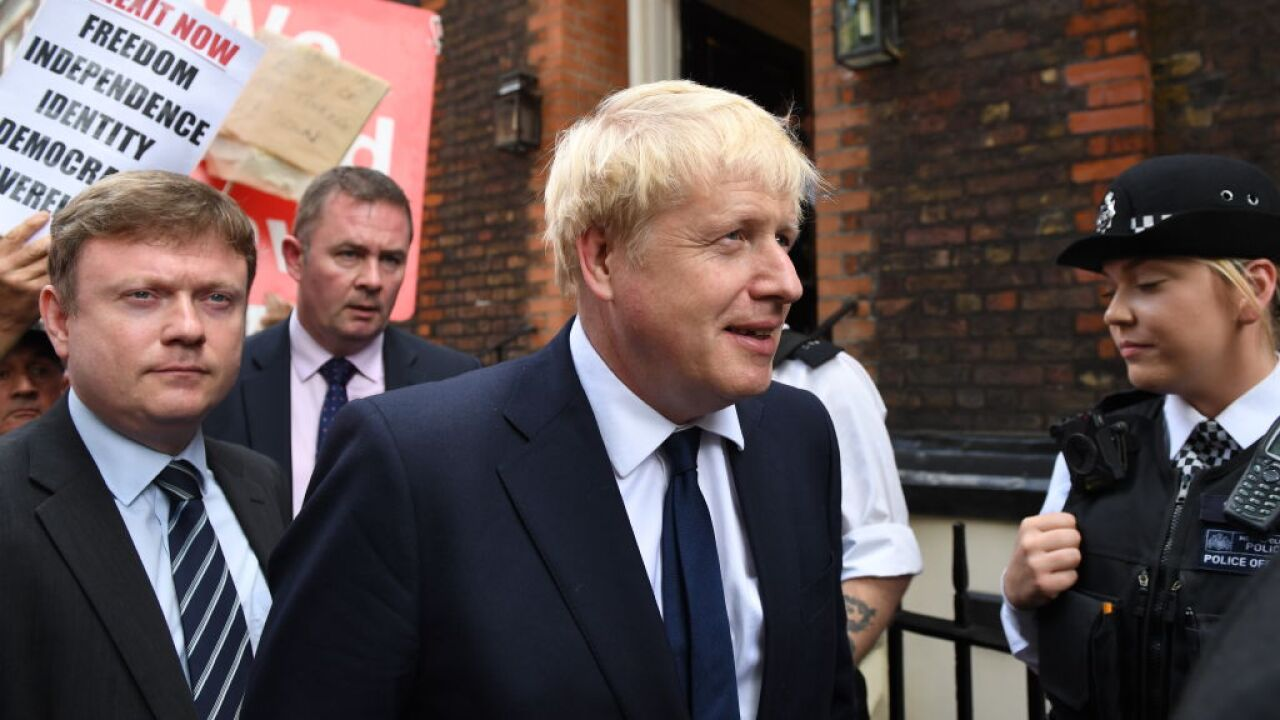 Boris Johnson becomes Prime Minister at critical moment for UK