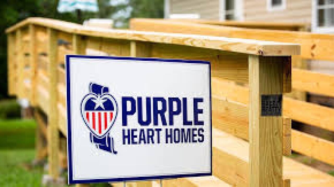 purple heart homes