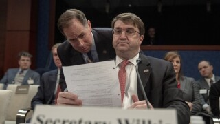 VA Secretary Robert Wilkie Testifies To House Veterans Affairs Committee