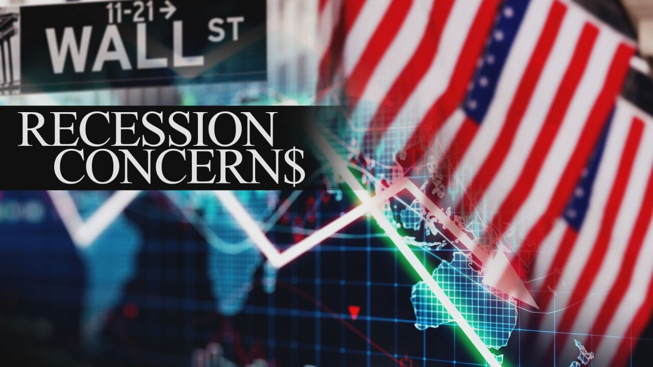 Dow plunges, trade wars rage on: Is the U.S. headed for a recession?