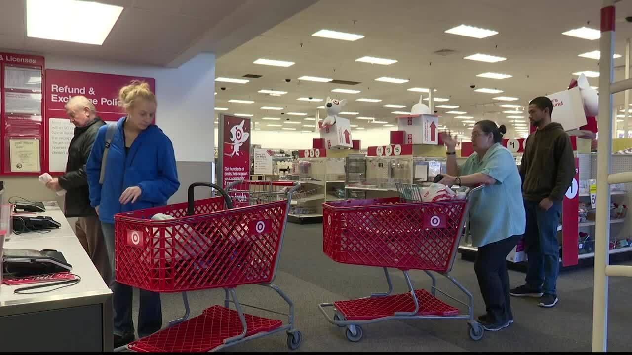 gift returns Target