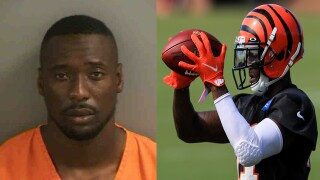 Mackensie Alexander arrested on battery charge after father disappears in Florida