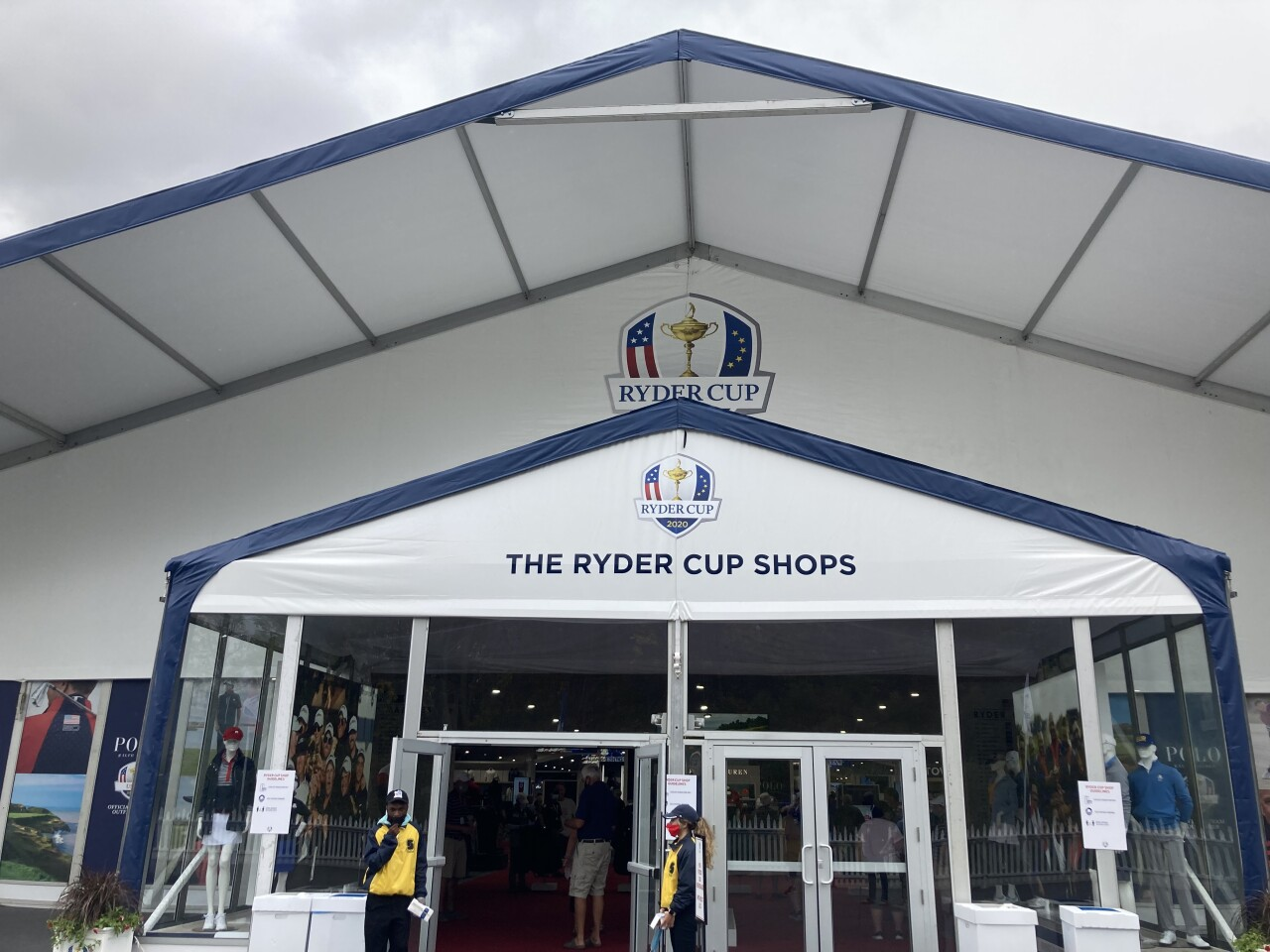 Fan excitement ahead of the 43rd Ryder Cup