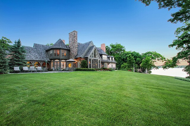 The most expensive home in Wisconsin is off the market