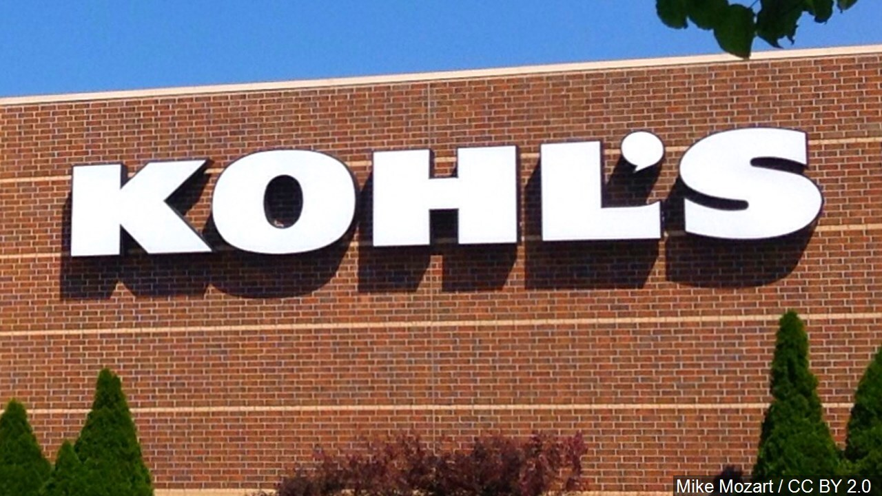 Kohl's has announced it will accept Amazon returns
