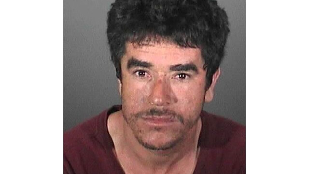 Suspect of chainsaw attack arrested in Calif.