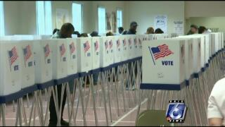 Voter registration deadline on Monday