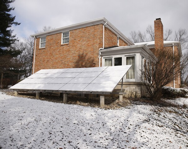 Home Tour: This Indian Hill traditional American has near-zero energy bills