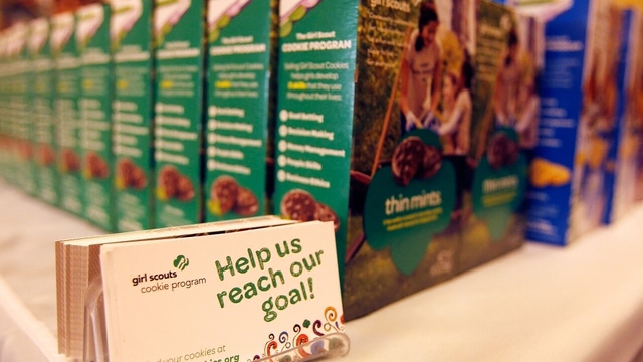 Canadian Girl Scout capitalizes on legal pot
