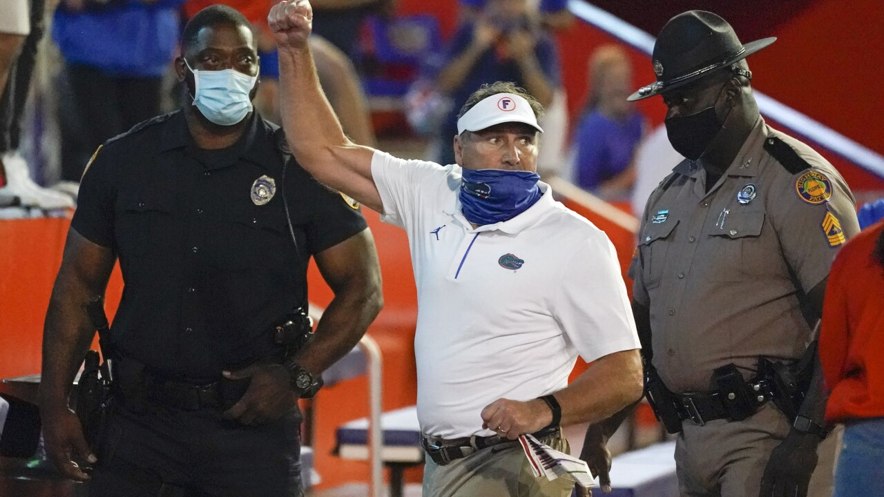 Dan Mullen Missouri Florida Football