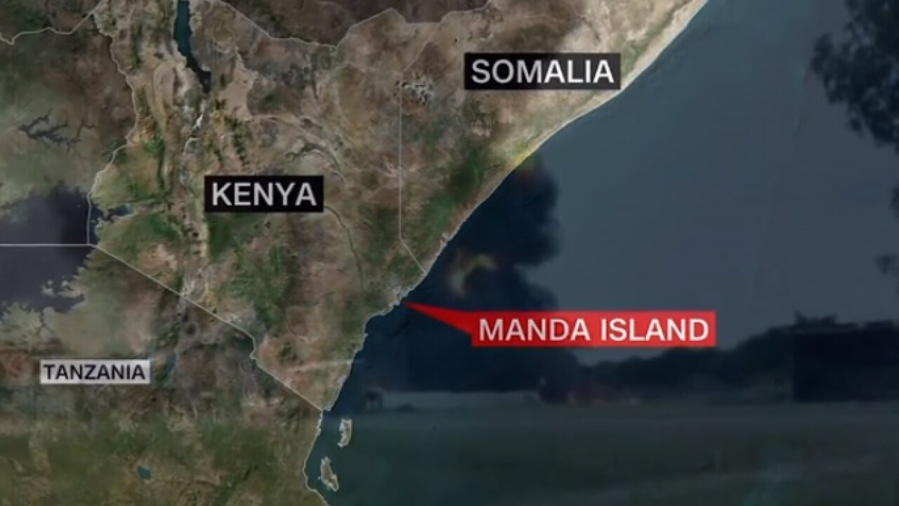 3 Americans killed in attack of military base in Kenya