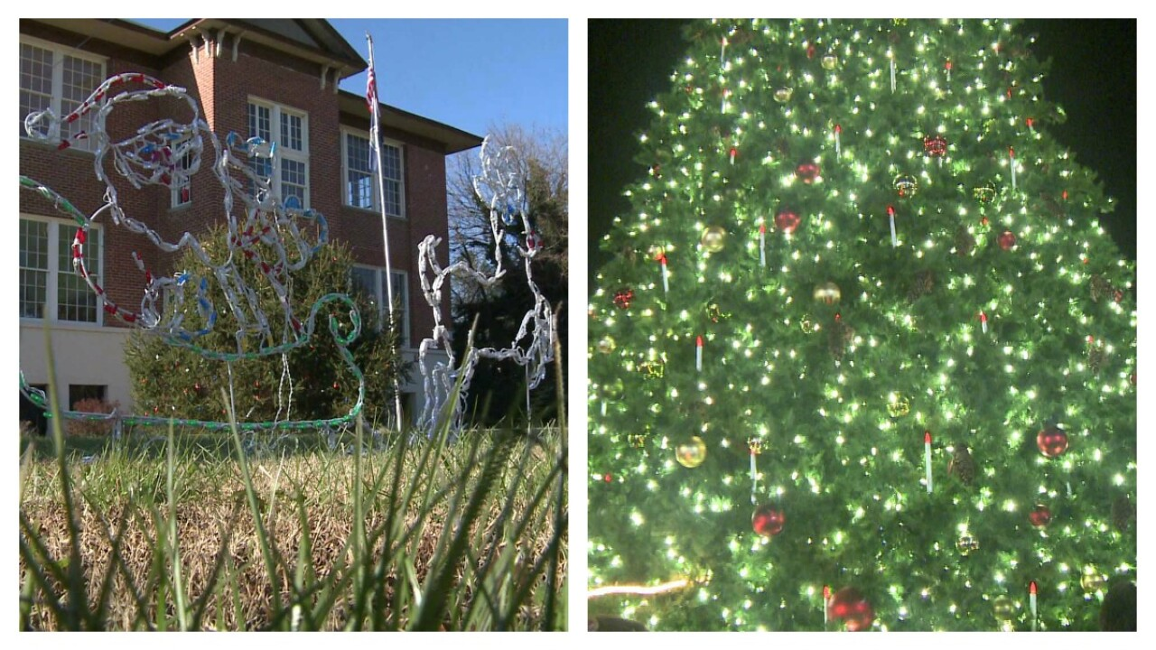 Virginia town wants to cancel Christmas…caroling