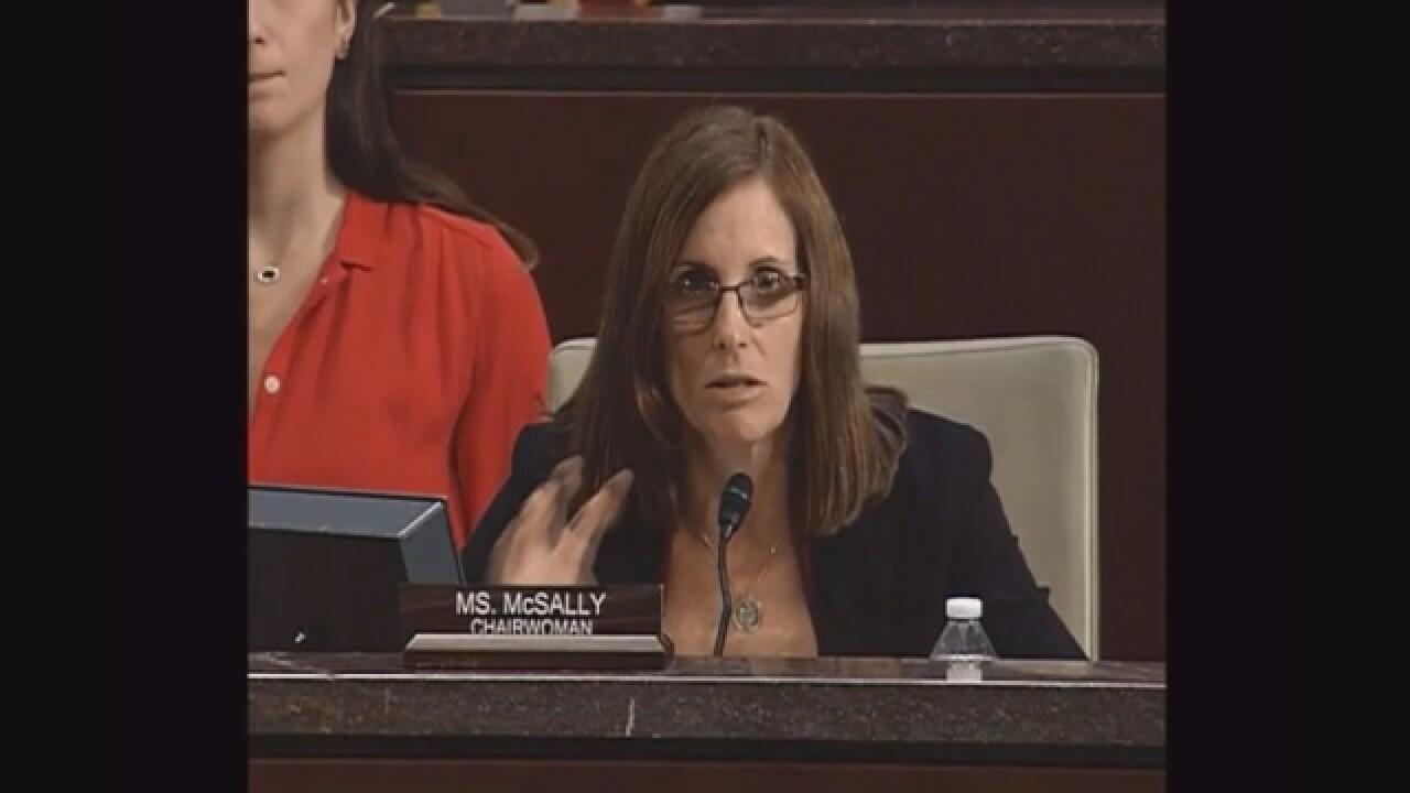 Congress told National Guard helpful near border
