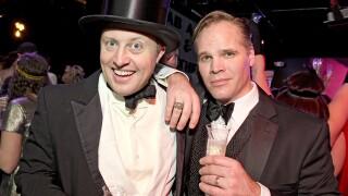 GALLERY: New Year's Eve parties in Cincinnati