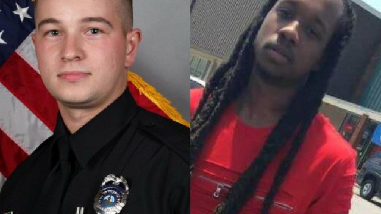 Video: Nashville cop shot suspect as he fled
