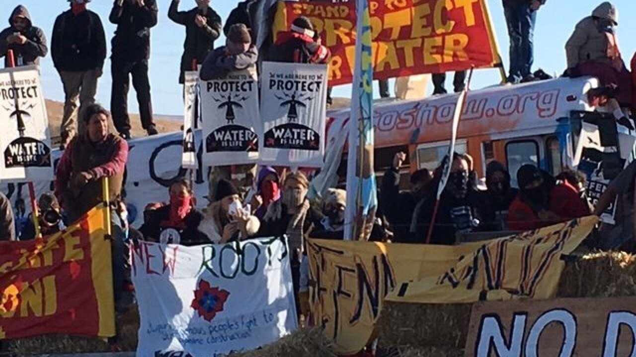 Dakota Access Pipeline is delayed pending discussions with tribe