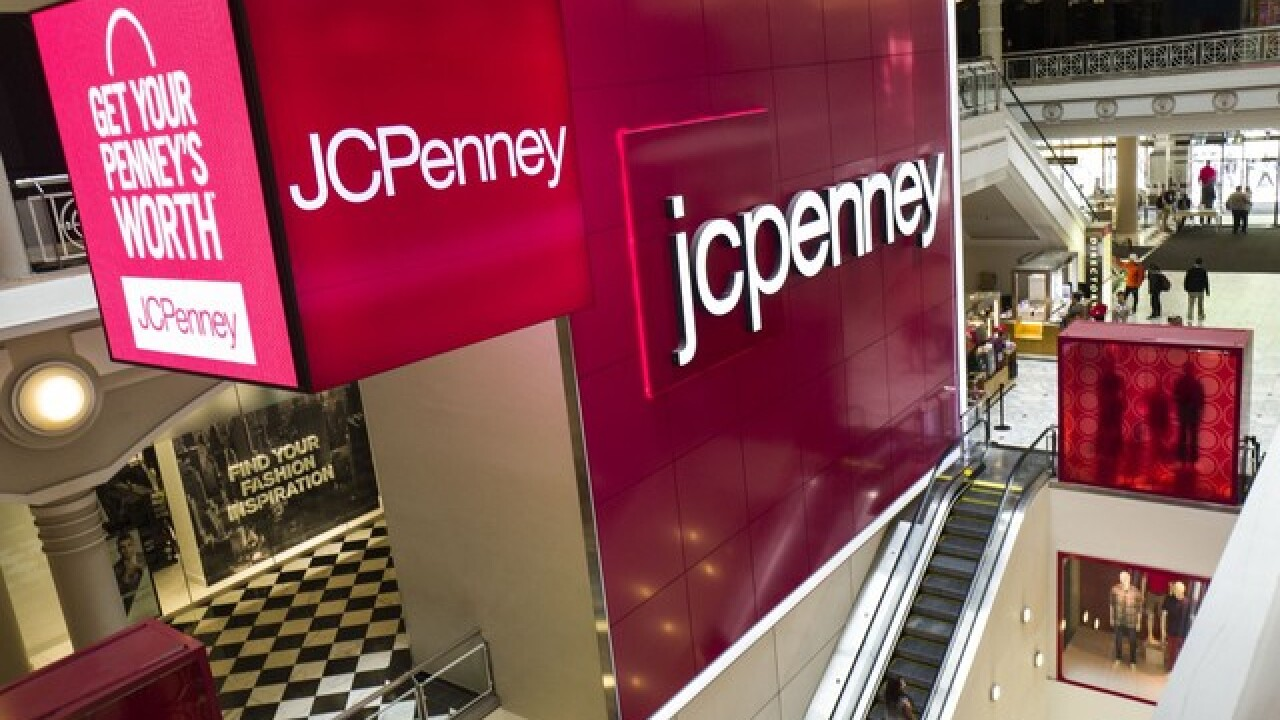 You can save an extra 60% off clearance at JCPenney