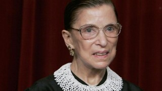 New book reveals Supreme Court justice Ruth Bader Ginsburg's fitness secrets