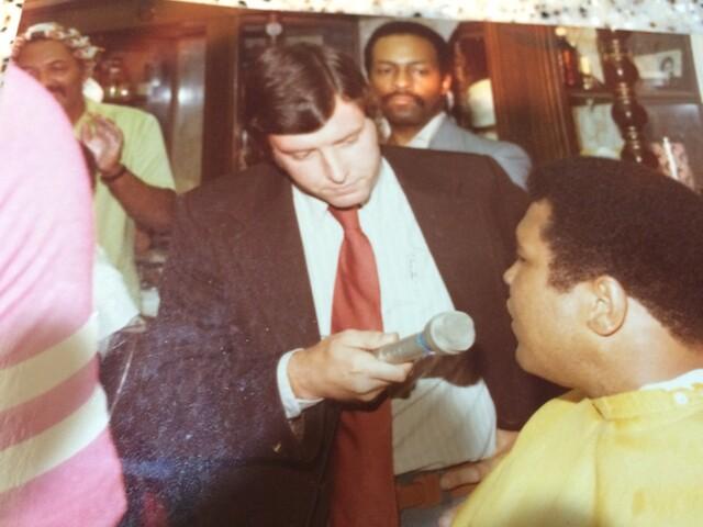 """The Greatest"" gets a haircut in Cincinnati"