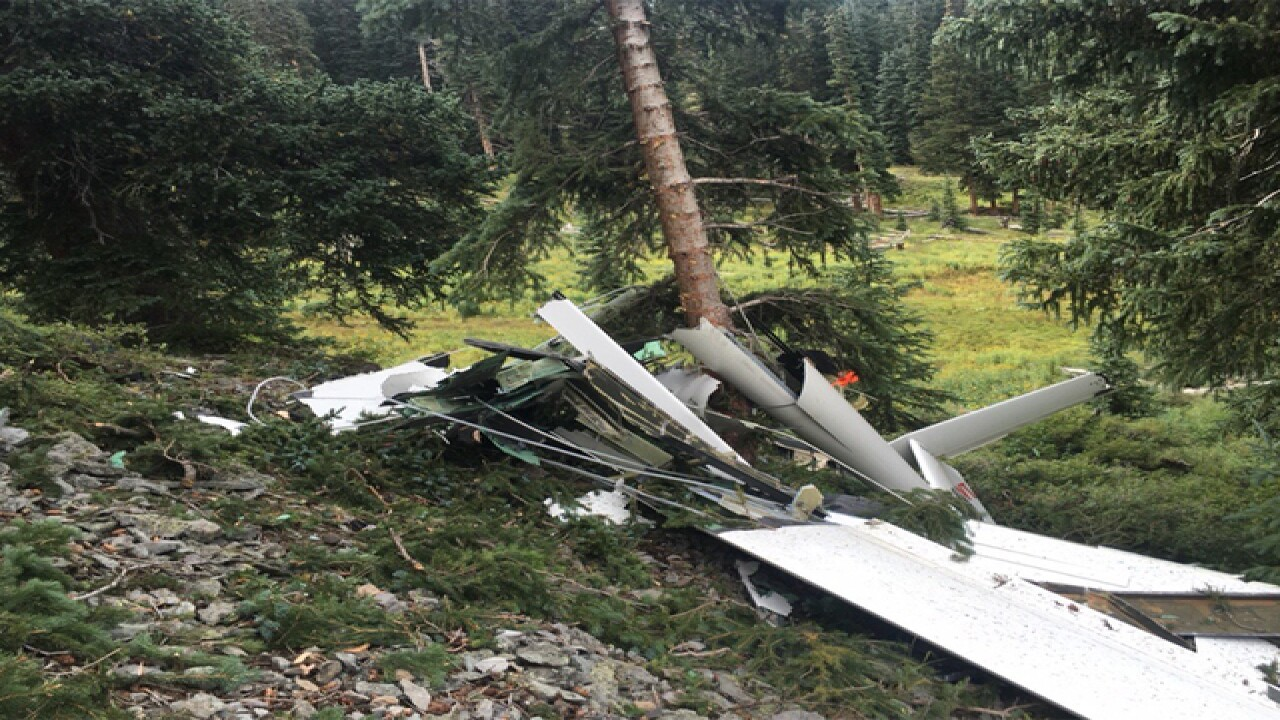 2 dead in aircraft crash near Telluride