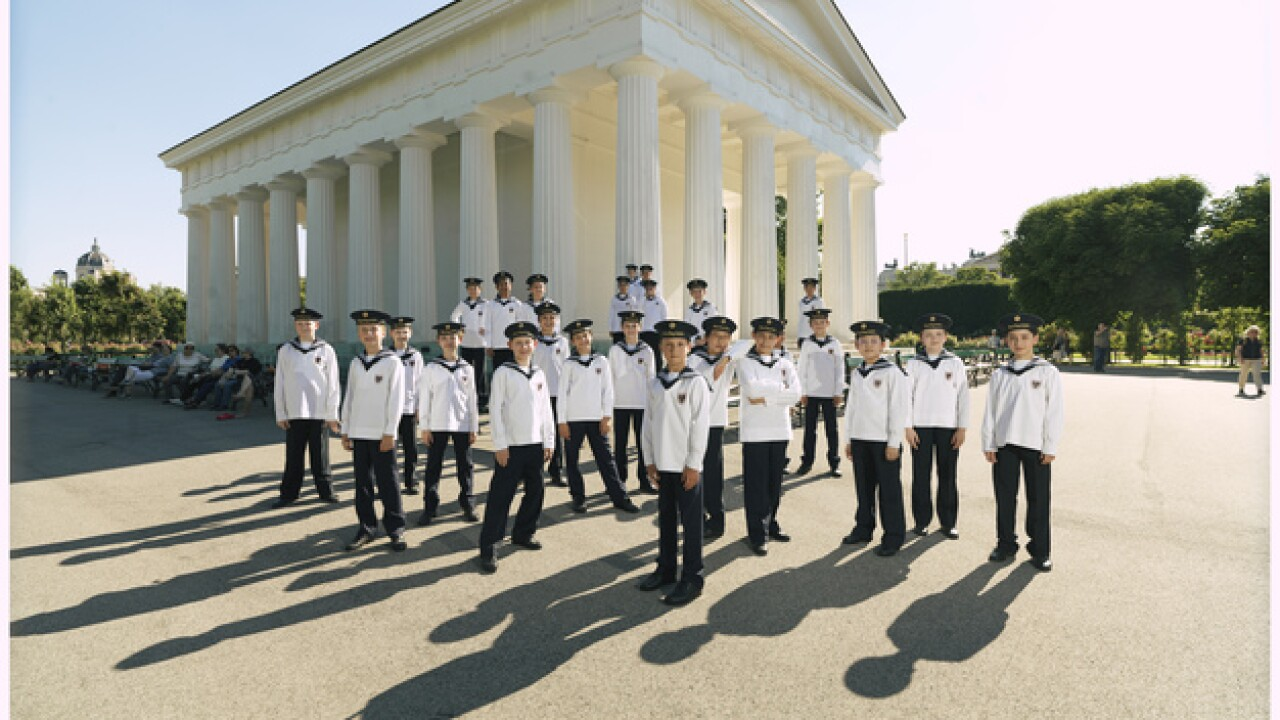 Vienna Boys Choir returns to Wharton Center with a collection of holiday classics