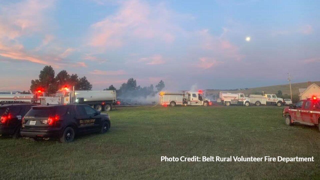 Belt Rural Volunteer Fire Department