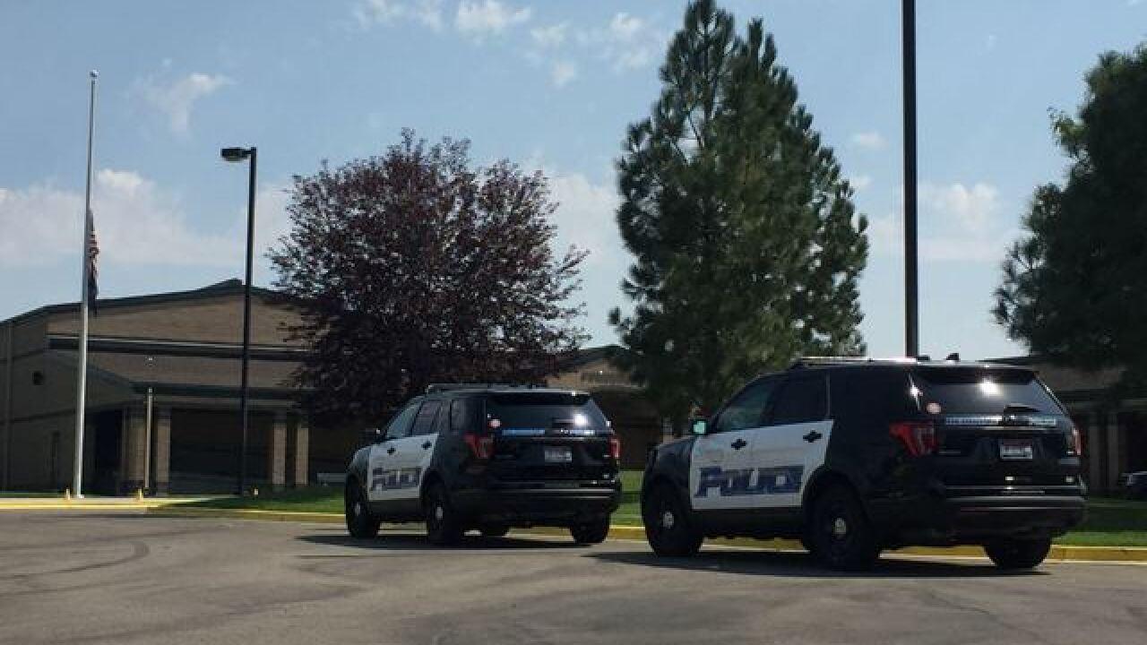 Two Meridian schools placed in lockdown