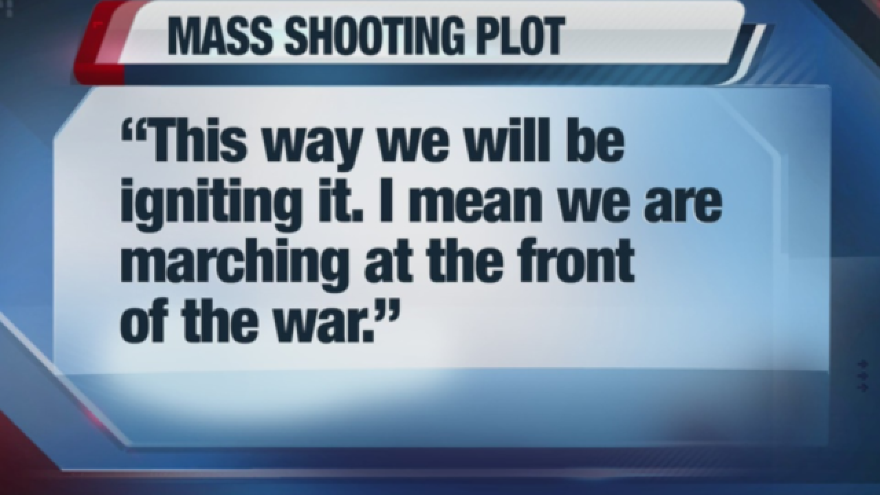 5 things mass shooting suspect told FBI sources