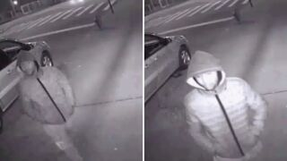 Pistol-whip robbery in the Bronx