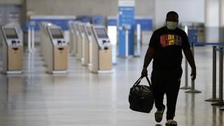 los angeles airport lax traveler