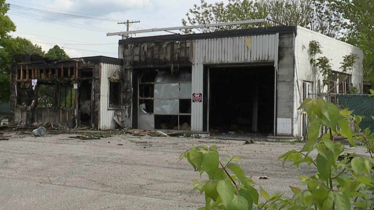 In-Depth: CLE business owners hope for pandemic funds after arson fire
