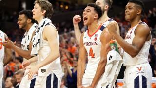Virginia men's basketball beats James Madison in home opener,65-34