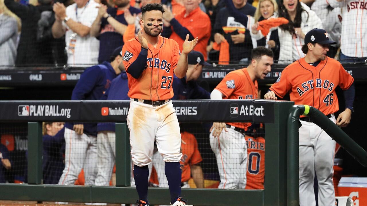 World Series - Washington Nationals v Houston Astros - Game Seven
