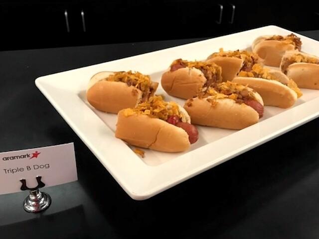 First look: Bengals debut new food lineup at Paul Brown Stadium