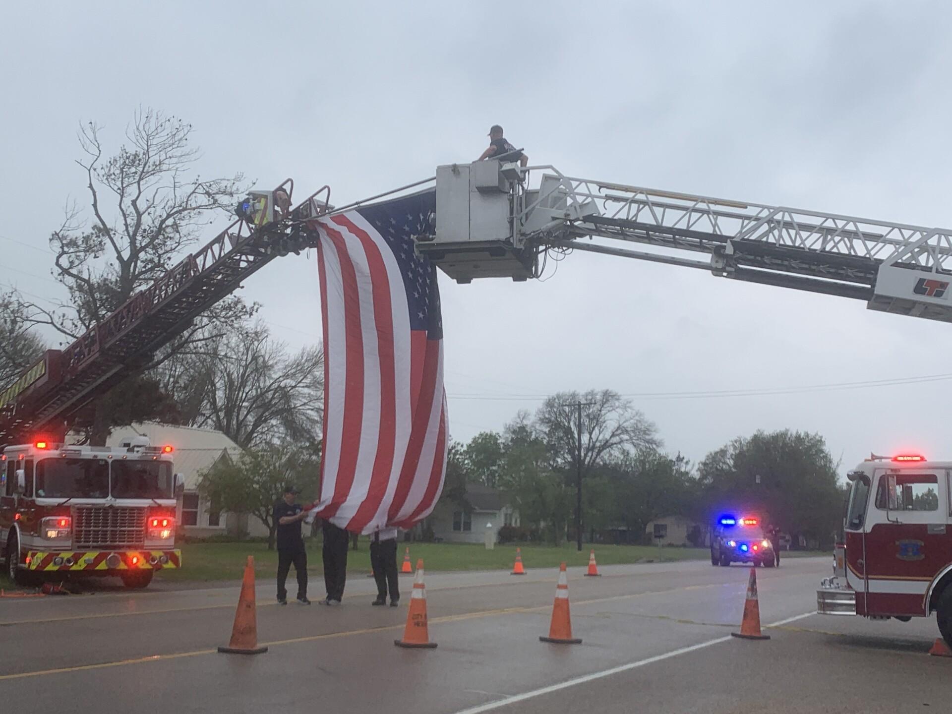 In Memoriam: Honoring fallen DPS Trooper Chad Walker 1