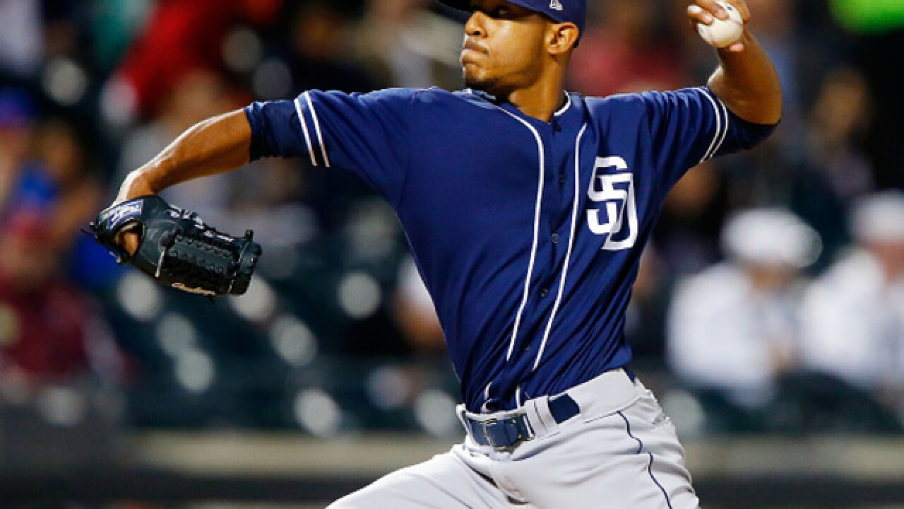 Padres pitcher Jose Torres suspended by MLB