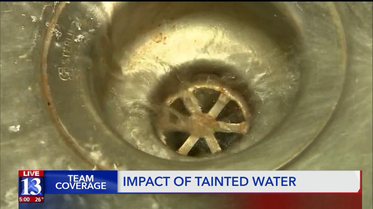 Experts weigh in on health effects of tainted water following Sandy contaminationincident