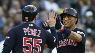 Leonys_Martin_Cleveland Indians v Detroit Tigers
